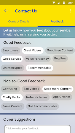 IDEA Live Mobile Tv Online 26 screenshot 221777
