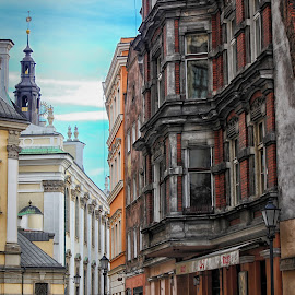 History in Wroclaw by Arda Erdal - Buildings & Architecture Public & Historical ( history, art, photography, poland )