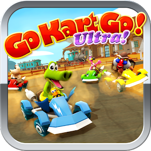 Go Kart Go! Ultra! For PC (Windows & MAC)