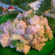 Mustard of Fun Potato Salad from the Longmeadow Farm
