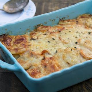 Caramelized Onion Potato Gratin Recipes
