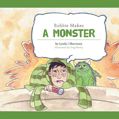 Robbie Makes a Monster