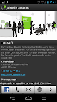 Screenshot of bestellbar