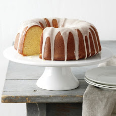Tangerine Cake with Citrus Glaze