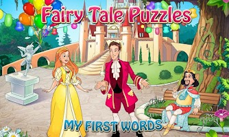 Screenshot of Fairy Tale Puzzles
