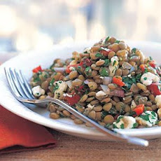 Lentil Salad with Feta