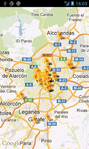 马德里旅游景点