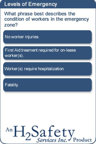 Emergency Assessment Matrix