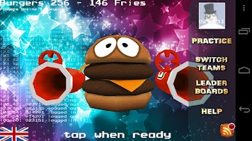 Screenshot of Food Fighters