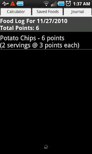 【免費生活App】Diet Points Calculator-APP點子