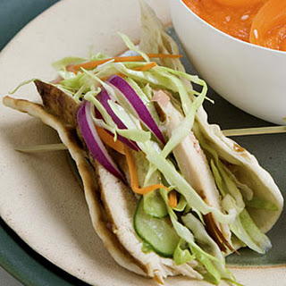 Chicken Lavash Wraps