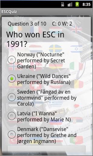 免費歐洲電視網測驗巴庫2012