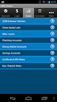 Screenshot of Fox Communities Credit Union