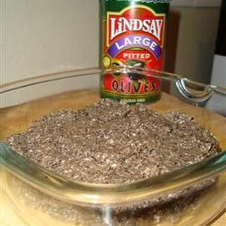 Black Olive Spread Recipes