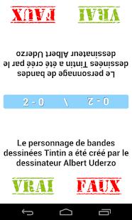 Free Download Vrai ou Faux ? Le grand Quiz APK for Blackberry