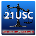 USLaw 21 USC - Food/Drug icon