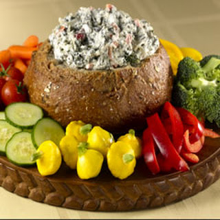 Spinach Dip Without Mayo Recipes