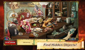 Screenshot of Hidden Object House Secrets 2