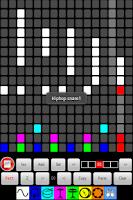 Screenshot of RollingTones