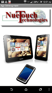 NueTouch Technologies - screenshot