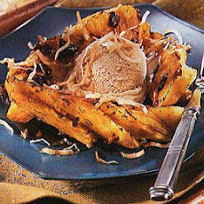Brown Sugar-Ginger Ice Cream