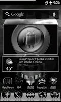 Screenshot of DarkGinger Theme CM7 (Donate)