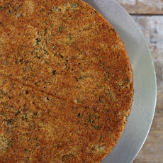 Rustic Polenta Cake With Resinous Herbs