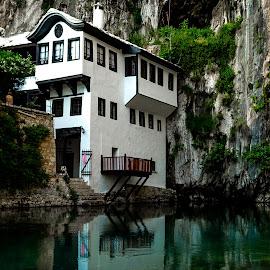 by Ivan Jerbic - Buildings & Architecture Public & Historical ( bosna, bosnia, buna, hercegovina, blagaj )