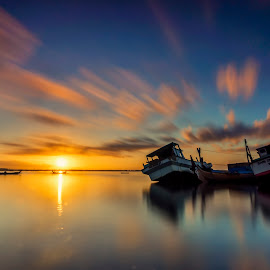 the transporter by Rizki Mahendra - Transportation Boats