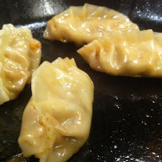 Pot Stickers (War Teep) / Gyoza Dim Sum / Deem Sum