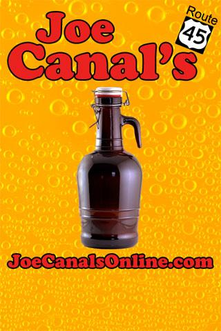Joe Canal's Grab A Growler
