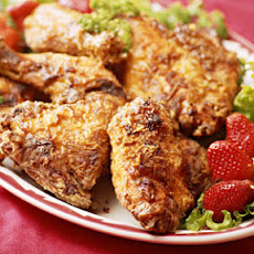 Leah Chase's Oven-Fried Chicken