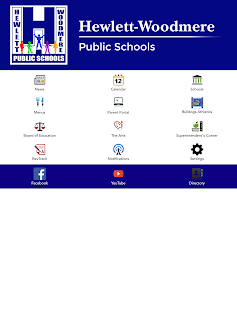 Hewlett-Woodmere Public School - screenshot