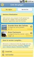 Screenshot of Plages de Martinique - Démo