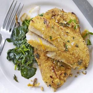 Fish With Polenta Recipes