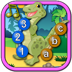 Kids Dinosaur Join the Dots 1.3 Apk