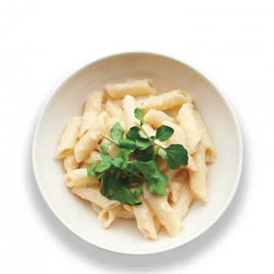 Creamy Roasted Garlic Penne