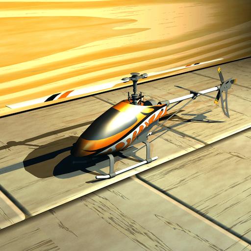 RC Helicopter Simulation 體育競技 App LOGO-硬是要APP