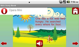 Screenshot of Kids Story Books