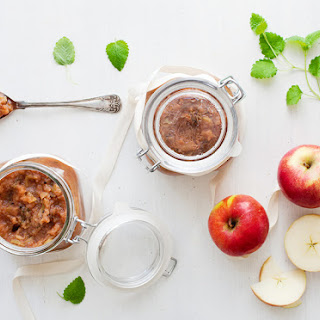 Apple, Ginger & Cardamom Compote