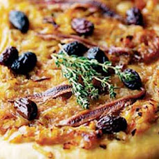French Onion Pizza Recipe