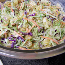 Fruity Broccoli Slaw