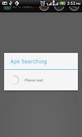 Screenshot of Apk Manager
