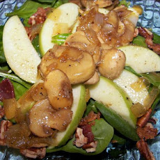Apple & Spinach Salad