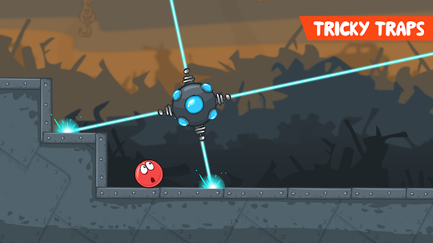 Red Ball 4 APK screenshot thumbnail 13