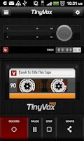 Screenshot of TinyVox Pro