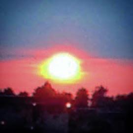 by Lori Broussard - Instagram & Mobile Instagram ( sunrise, sun, sky, morning, horizon, dawn, digital, greatshot, htown, houston, iphonepic, myphotography, photoart )