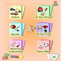 Learning Baby Flashcards Set3 icon