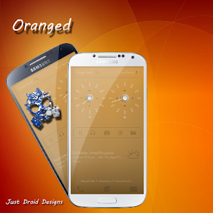 Oranged - screenshot