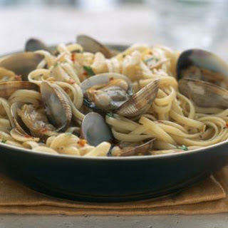 Linguine with Manila Clams